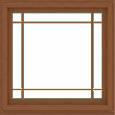 A-Series picture window interior