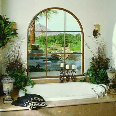 E-Series Specialty Windows Interior