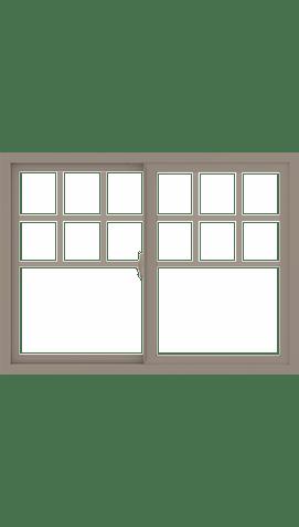 100 Series Gliding Windows Design Tool