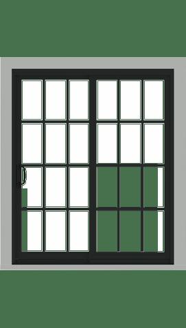 200 Series Perma-Shield Gliding Door Design