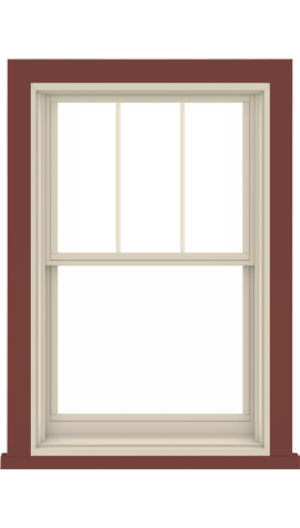 400 Series Double Hung Design
