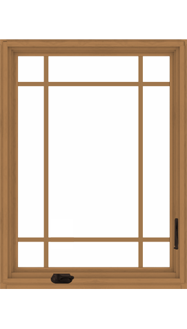 A Series Casement Window Design Tool