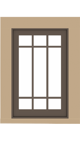 A Series Picture Window Design