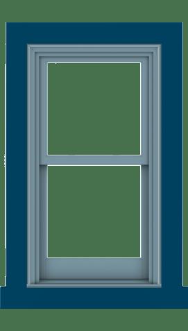 E Series Double Hung Window Design