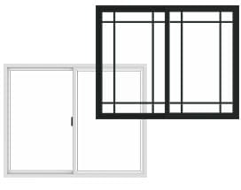 Design your own gliding window
