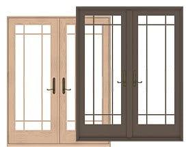 Design Your Own Hinged Patio Door