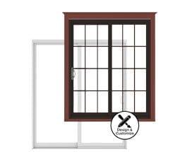 Design Tool - Gliding Patio Doors