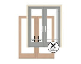 Design Tool - Hinged Patio Doors
