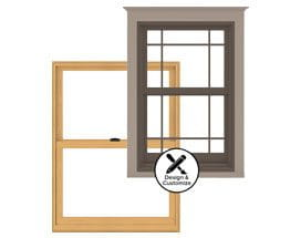 Design Tool - Double-Hung Windows