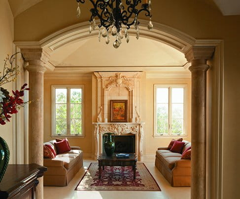 French Eclectic color palette