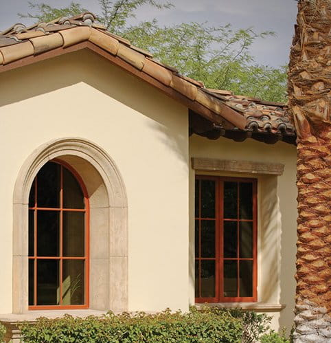 Spanish Colonial Revival colors