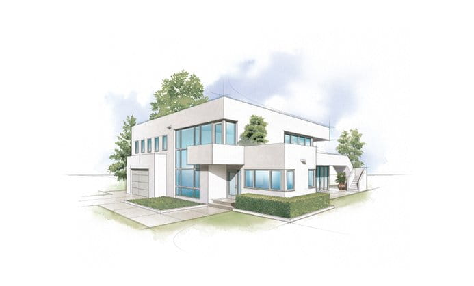 International Modern Home Style from Andersen Windows