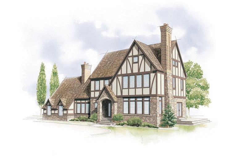Tudor house model paper 2018