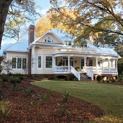 Queen Anne Home Style