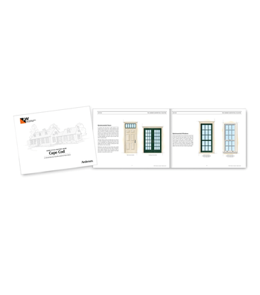 Cape Cod Home Style Pattern Book