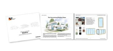 International Modern Home Style Pattern Book