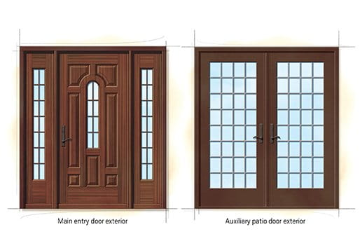 Quintessential Doors  sc 1 st  Andersen Windows & Tudor Home Style pezcame.com