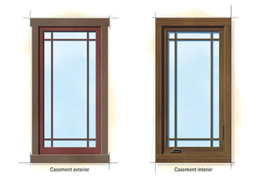 prairie style windows exterior andersen windows prairie quintessential home style