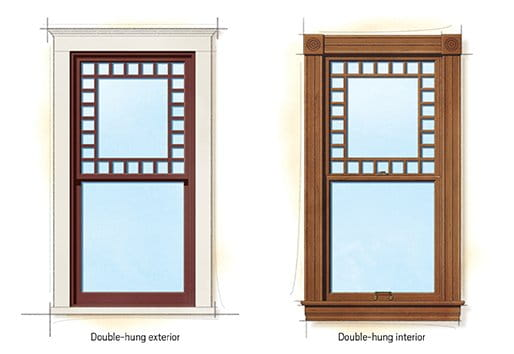 Queen Anne Quintessential Windows