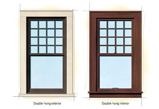Shingle Quintessential Windows