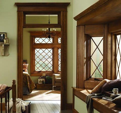 Tudor Quintessential Windows