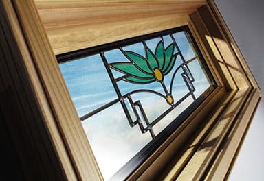 Craftsman Bungalow Home Style Illustration