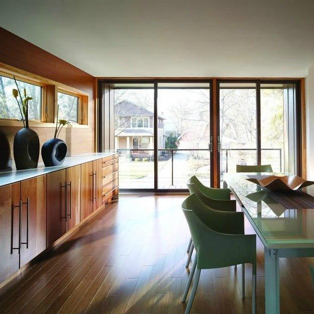 200 Series Modern Interior View