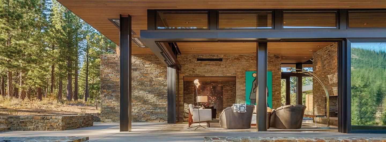 Contemporary Andersen Specialty Modern Door