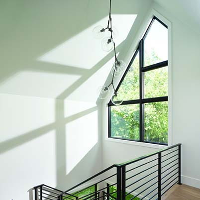 400 Series Picture and Flexiframe windows