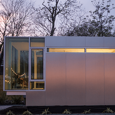 align project andersen tiny home