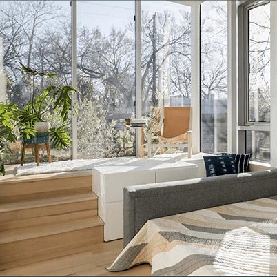 andersen windows and doors tiny home