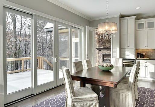 Modern farmhouse andersen windows project for Farmhouse style windows