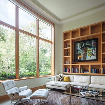 Texas Modern Window Example