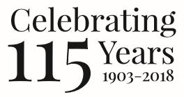 115 Years