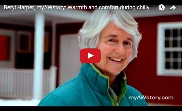MyAWStory Beryl Harper Andersen Windows Testimonial