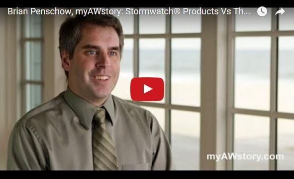 MyAWStory Brian Penschow Andersen Windows Testimonial