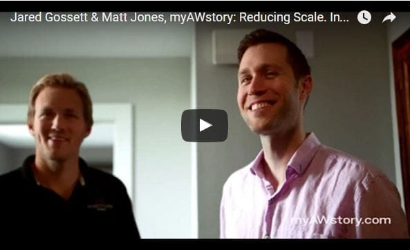 MyAWStory Jared Gossett Andersen Windows Testimonial