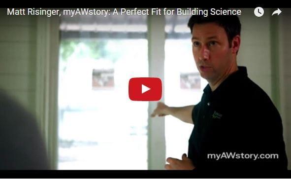 MyAWStory Matt Risinger Andersen Windows Testimonial