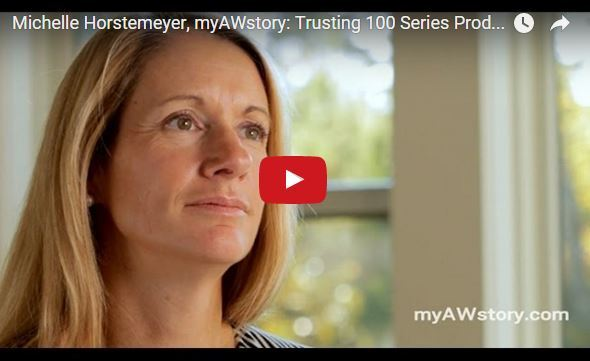 MyAWStory Michelle Horstemeyer Andersen Windows Testimonial