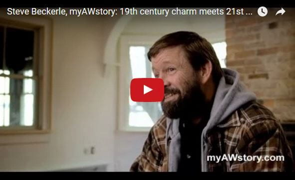 MyAWStory Steve Beckerle Andersen Windows Testimonial