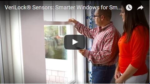 Verilock Sensors Andersen Windows