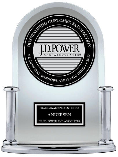 J.D. Power Silver Award Image