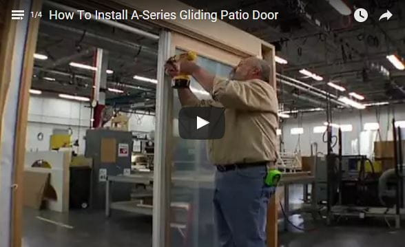 A-Series Door Installation