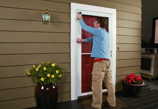 Storm Doors Installation