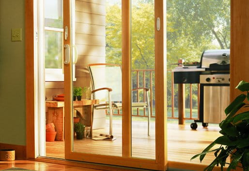 installation andersen patio doors