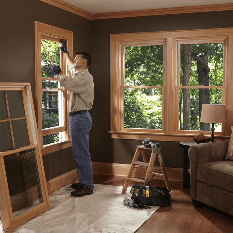 Do It Yourself Installing Your Own Replacement Windows