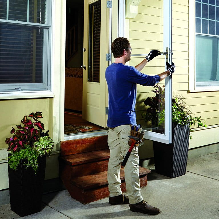 Storm Door Installation Install Your Andersen Storm Door