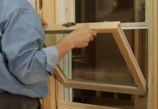 How to Clean Andersen Windows