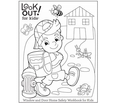 Look Out For Kids Workbook