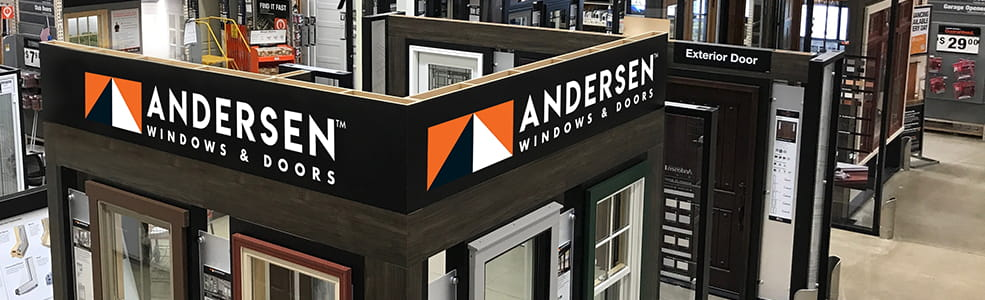 Home Depot Premier Showroom Andersen Windows
